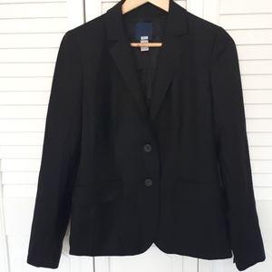 Wool J.Crew blazer. Black size 4